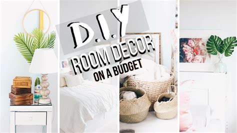 diy room decor summer 2018 decorating ideas