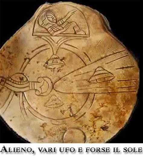 dischi volanti artefatto alieno e dischi volanti
