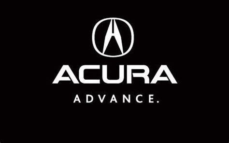 honda acura logo acura logo design history and evolution
