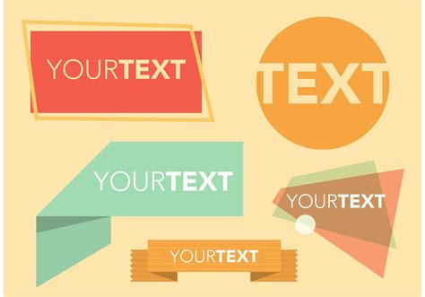 text box design frame vector 15 vintage text box vector images decorative text box