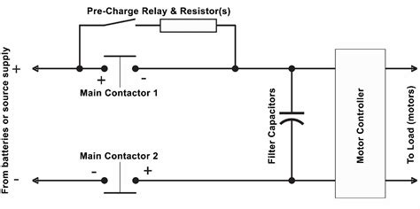 precharge resistor function precharge resistor function 28 images analog mathematics nuts volts magazine for the