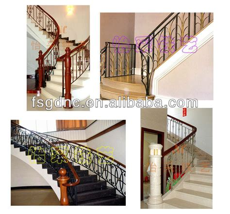Iron Grill Design For Stairs New Style Stair Grill Design By Wrought Iron Buy Stair Grill Design Indoor Stair Railings