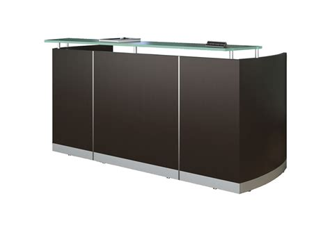 modern office furniture reception desk mayline office furniture modern reception desk
