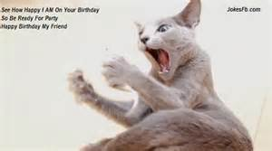 Funny birthday cards for friends full of entertainment