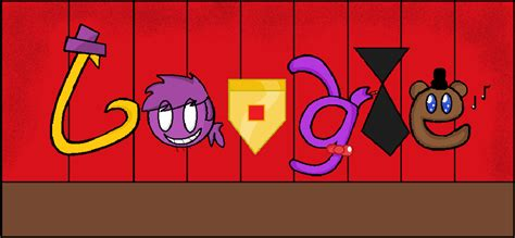 google wallpaper fnaf fnaf google doodle by janicefebles on deviantart