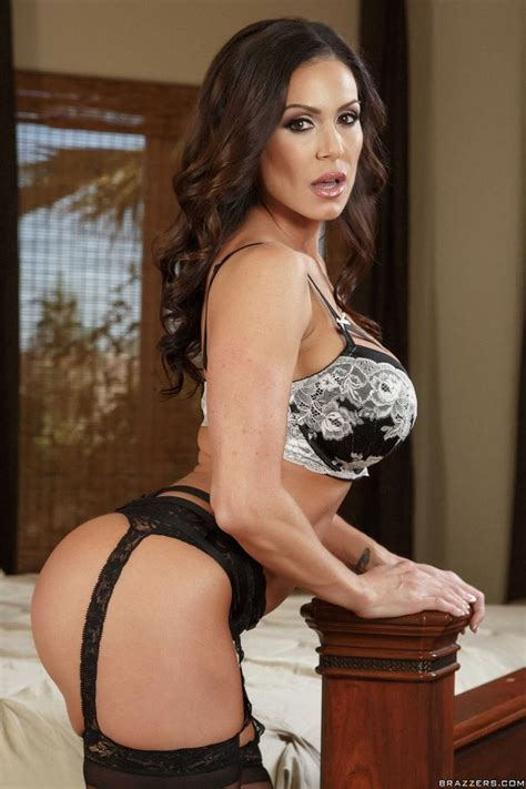 Kendra Lust In Black Stockings And Sexy Shoes Posing On Bed Pornstar Gallery Awesome