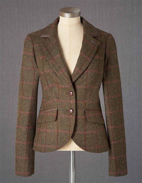 tweed style jacket tweed womens blazer trendy clothes
