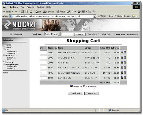 shopping cart templates for asp net php shopping cart software