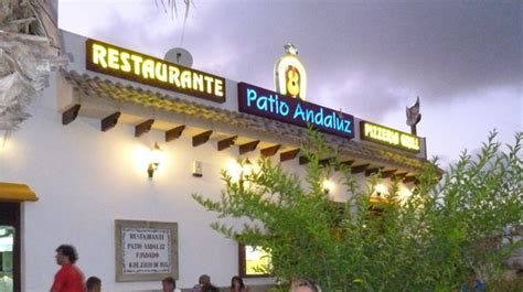 restaurante patio andaluz patio andaluz torrevieja restaurant reviews phone