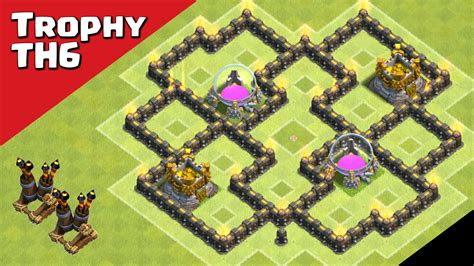 th6 layout new update th6 trophy base www pixshark com images galleries with