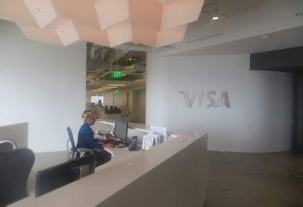 Visa San Francisco Office by Visa S Cool New Digs And Vision Bisnow