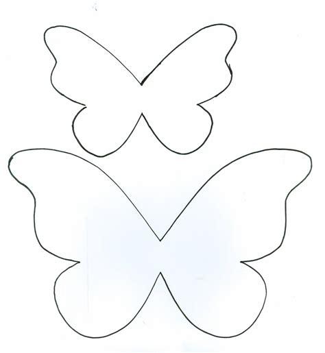 molde gratis de mariposa para imprimir moldes para hacer mariposas en papel imagui