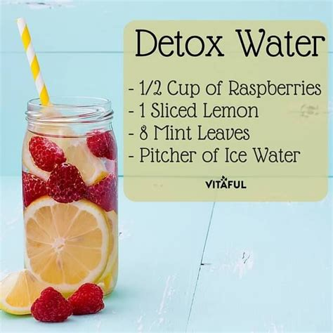 Lemon Detox Water For Flat Belly by 11 Delicious Detox Water Recipes Your Will
