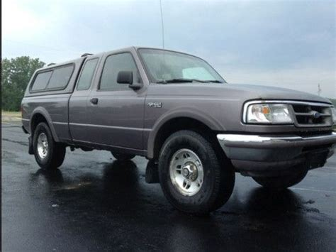 Find used 1997 Ford Ranger 4x4, No reserve in South Haven