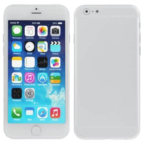 t 201 l 201 phone factice iphone 6 blanc achat t 233 l 233 phone factice pas cher avis et meilleur prix
