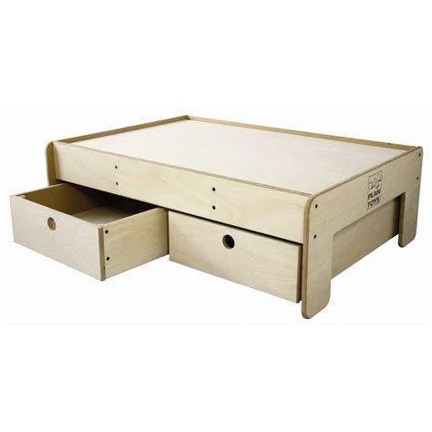 kids table with drawers plan toys drawer