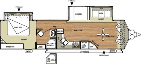 destination trailer floor plans salem villa destination trailer by forest river