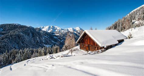 urlaub schnee h tte winterurlaub im salzburgerland hotel gasthof rosner in