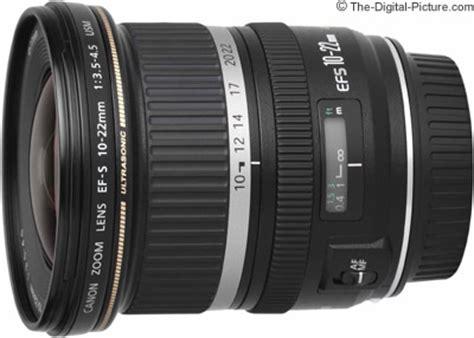 Lensa Canon 10 22mm F 3 5 4 5 Usm Efs jenis jenis lensa