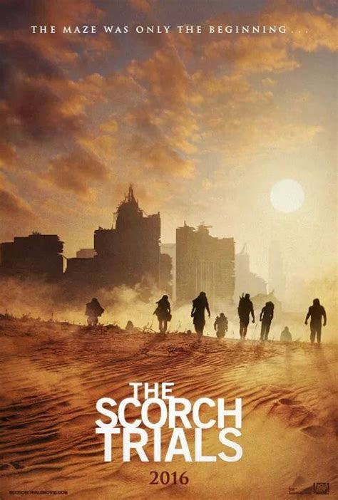 the maze runner movie poster fan made the maze runner the scorch trials movie poster movie posters pinterest