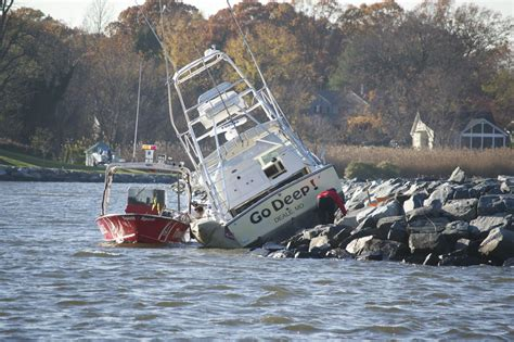 inappropriate fishing boat names motor boat accident middlebaysailing