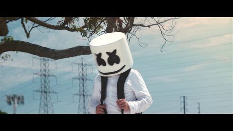marshmello alone marshmello alone official music video youtube