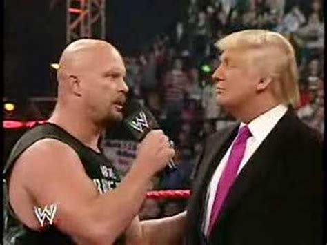 Will Donald To Shave His by Vince Mcmahon Picture
