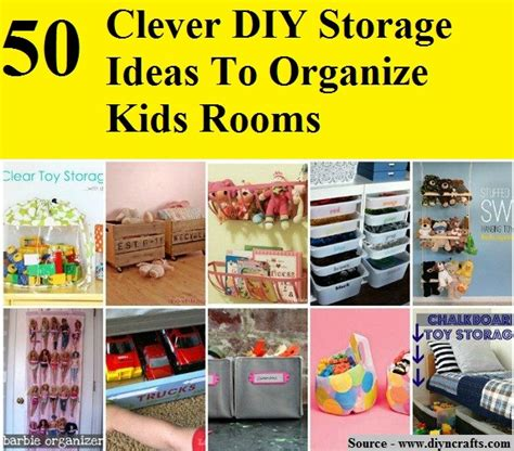 Clever Diy Home Ideas 50 Clever Diy Storage Ideas To Organize Rooms Home