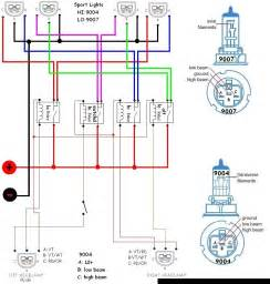 7 wire trailer color code 7 wiring diagram free