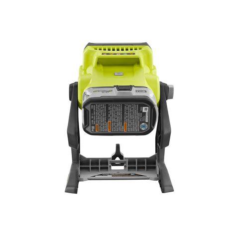 Bola Led Hannoch Royal 20 Watt ryobi one p720 18v dual power 20 watt led work light new in pkg