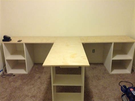 Desk For Two My Builds Projects Desks