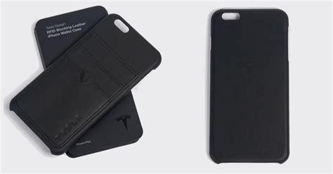 Leather Pouch For Tesla Terminator Tesla Is Using Recycled Seat Leather To Make Iphone Cases
