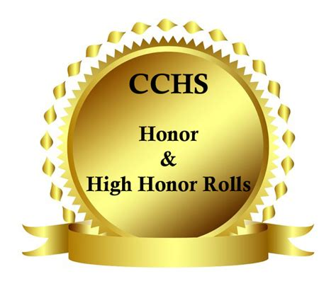 Do They Announce Honors And High Honors Are Mba Graduation by Home Carbondale Community High School