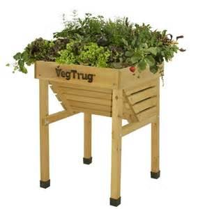 veg trug wallhugger raised bed planter world of greenhouses