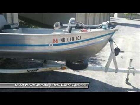 maycraft boats youtube 1982 bluefin spectrum jm9998ms20 youtube