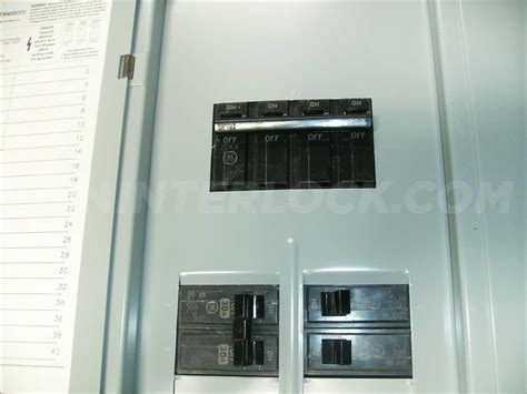 generator interlock kit general electric ge 150 200 hd
