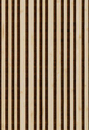 bamboo decorative panel linear  panel style ll