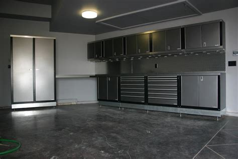 Custom Garage Designs saskatoon custom garage interiors inc