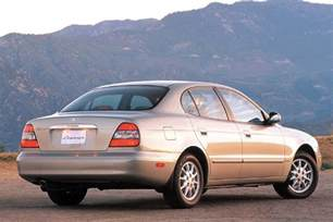 Who Makes Daewoo Leganza 1999 02 Daewoo Leganza Consumer Guide Auto