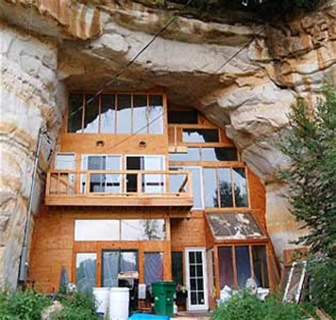 Earth Berm Home Plans cave homes advantages and disadvantages of living