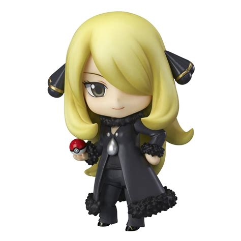 center quot nendoroid quot cynthia from japan