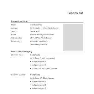 Lebenslauf Schweiz Kv 114 lebenslauf muster vorlagen 2018 kostenlos als