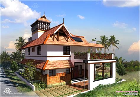 kerala traditional house plans design studio design