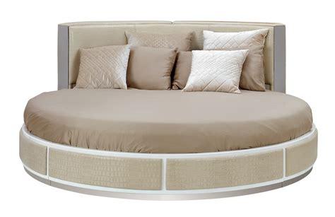 round platform beds temptation ophelia modern round bed