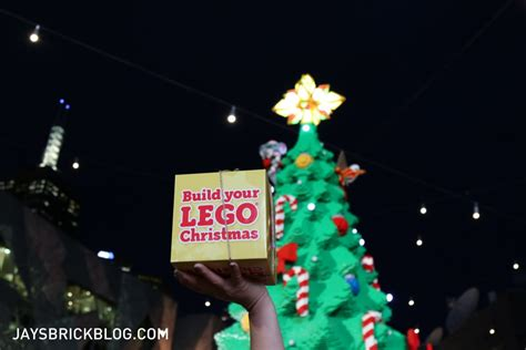how to make a lego christmas tree visiting the lego tree at federation square melbourne
