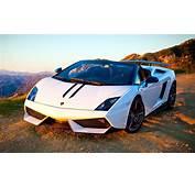 2011 Lamborghini Gallardo LP 570 4 Spyder Performante