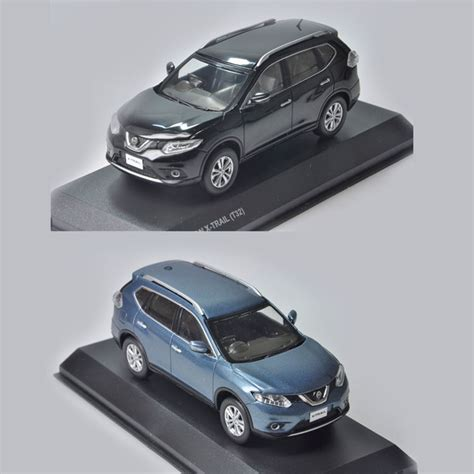 1 43 Kyosho Nissan X Trail T32 Nissan Rogue Diecast Silver 1 43 kyosho x trail t32 in beijing nissan x trail model car in diecasts vehicles from toys