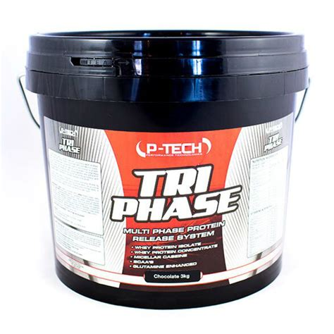 p tech supplements tri phase 2 tub combo