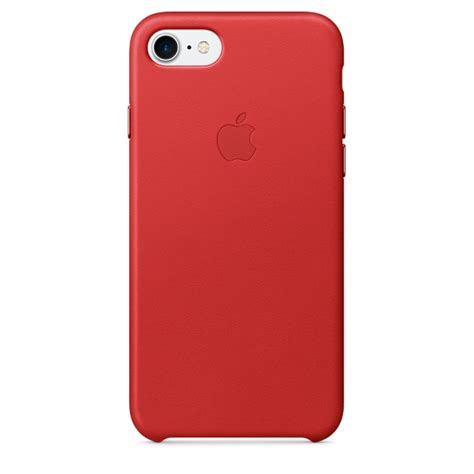 iphone 7 case iphone 7 leather case product red apple