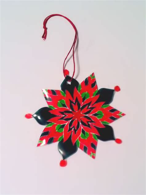 shrinky dink christmas ornaments suziq creations